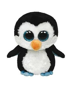 Ty Beanie Boos Boo´s Waddles PINGUIN