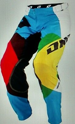 New One Industries Vapor Process Motocross Pants US Adult sz 30 Retailed at $185