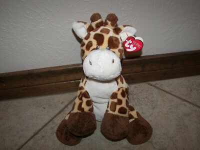 Ty Pluffies Giraffe - With Tags