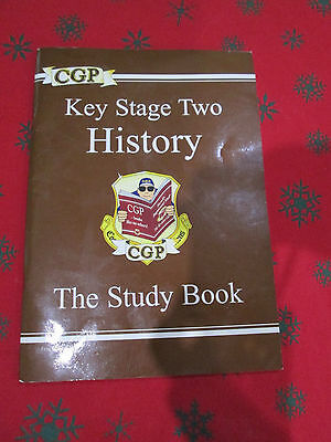 CGP Key Stage 2 History The Study Book