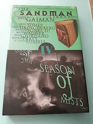 the sandman season of mists volume 4