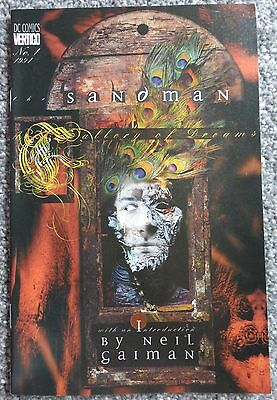 Sandman: A Gallery of Dreams #1 (DC / Vertigo, 1994) VF/NM