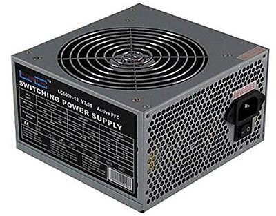 LC POWER - Alimentation ATX 600W - Office Series ( LC600H-12 )