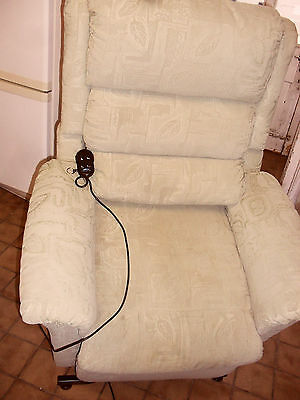 Medicare rise and recline mobility chair