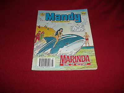MANDY  PICTURE STORY LIBRARY BOOK - from 1991 - never been read