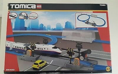 TOMY Tomica Hypercity train set 85400