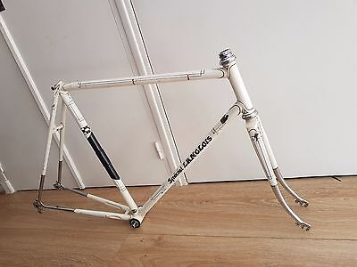 Cadre 58 BACO velo 1970 route French frame randonneuse vintage REYNOLDS 531