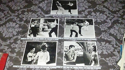 Bruce Lee Publicity Photos For Way Of The Dragon 5 Of