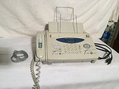 Brother Intellifax 775 Fax Machine, Thermal Transfer Fax / Copy / Phone