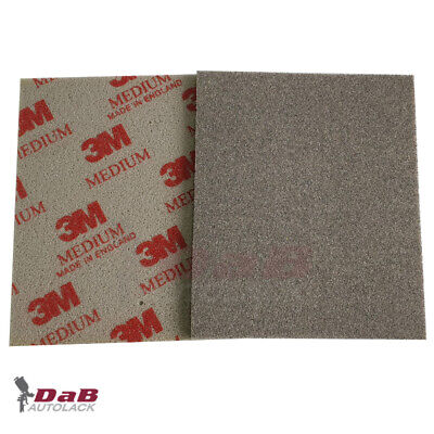 1x 3M 03808 Softpad Medium Schleifpad P220 - P280