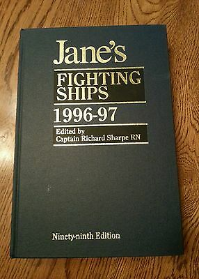 Janes Fighting Ships 1996-97