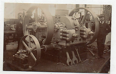 1906 Rp Of Crushing Rolls Heavy Machinery - Location Unknown