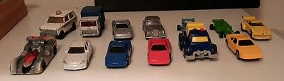 job lot toy cars inc Welly and matchbox.