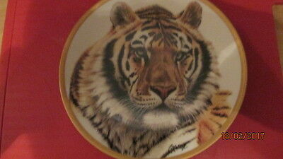 tiger wall plate