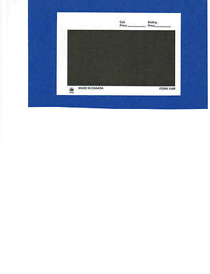 1000 -  Unitrade 102 B Dealer / Stock Display Cards (New)