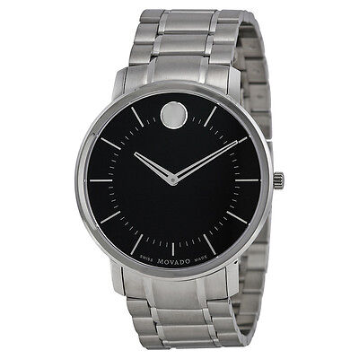 Movado 0606687 TC Men's Stainless Watch