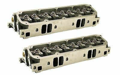 (2) Dragway Tools® Cylinder Heads for Dodge Dakota Jeep 5.2, 5.9, 318 and 360