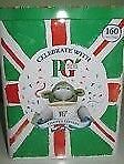 PG tips tea caddy /  tin Queens Diamond Jubilee LIMITED EDITION empty
