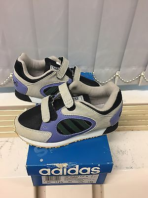 Vintage Adidas Rusher 1994. Deadstock. Made In China Size 30 Kids