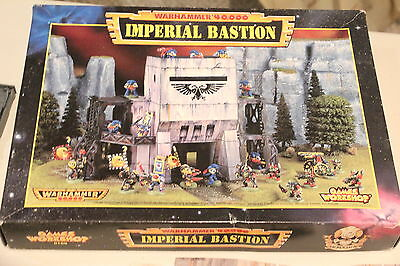 Warhammer 40k Imperial Bastion Scenery Set