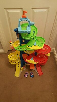Fisher Price Little People City Skyway