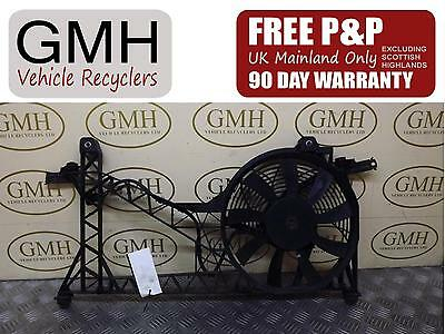 Rover 25 1.4 Petrol Engine Cooling Motor / Radiator Fan With Ac 1999-2005 ♫
