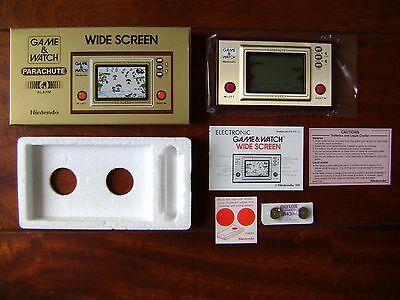 Nintendo game & watch Parachute PR-21 Neuf New Old Stock Never played Rare