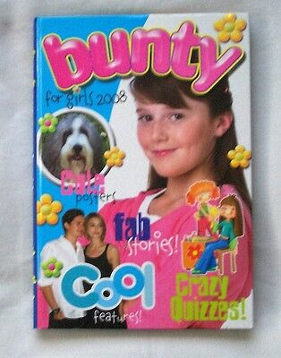 Bunty Annual 2008 Price Unclipped