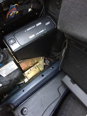 BMW E31 E32 E34 E36 E38 6 DISC CD Changer with Magazine cartridge