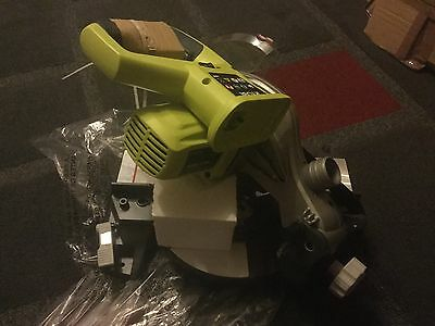 Ryobi EMS190DCL ONE+ Cordless Mitre Saw 18 Volt , 4.0ah battery  BRAND NEW TOOL