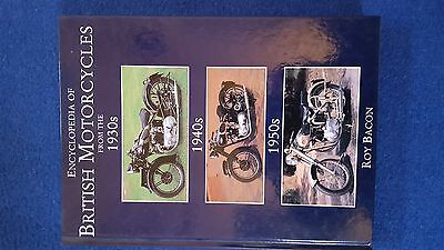 Encyclopedia Of British Motorcycles From The 1930s