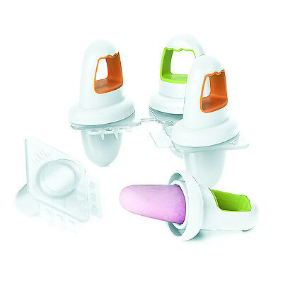 Annabel Karmel Mini Ice Lolly Set Moulds Baby Child Kids Feeding Accessory NEW