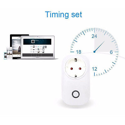 Sonoff S20 Smart Timer Socket Switch WIFI Smart Home Automation APP Control Bid
