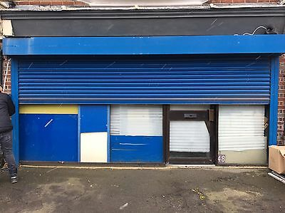 Electric Operation Roller Shutter/ 5m 30w
