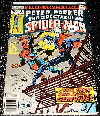 Peter Parker Spectacular-Spiderman 8 (6.0) - $3.99 One Time Shipping