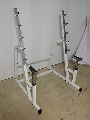 Power Rack; Half Rack; Very Good Condition; Free Delivery;