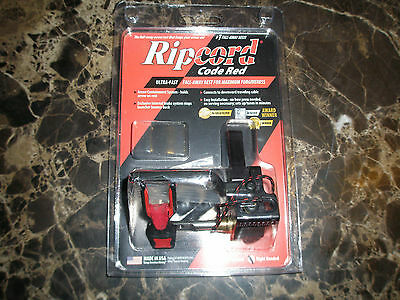 Ripcord ACE Fall Away Arrow Rest - Micro Adjust Right Hand - Red