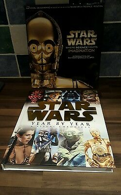 Star Wars: Where Science Meets Imagination by Museum of Science (Hardback, 2005)