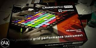Novation LaunchPad Pro USB MIDI Pad Controller + Ableton Live Lite NEW