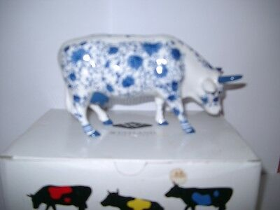 Cow Parade China Cow 2000 Boxed Perfect Condition No 9167