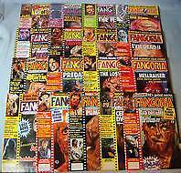 Fangoria, 4 Magazines, GORE, Lucky Dip, Slasher, Monsters, Cult, Horror