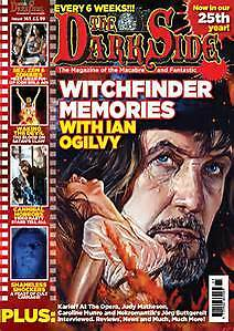 The Dark Side Magazine, 4 Magazines, GORE, Lucky Dip, Slasher, Monsters, Cult