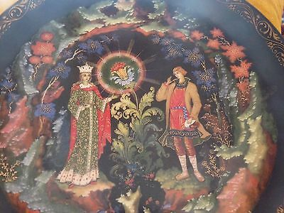 Stone Flower - Russian Legends - Collectors Plate