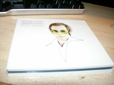 Elton John - Greatest Hits 1970-2002 (2-cd) W/ 36-PAGE BOOKLET REMASTERED