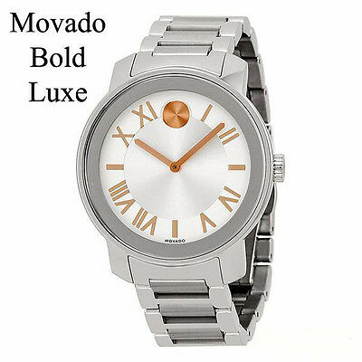 Movado 3600196 BOLD Luxe Watch