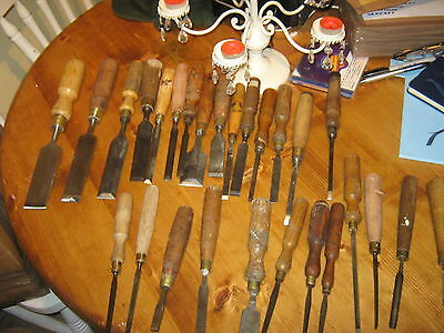 28 marples sorby chisels