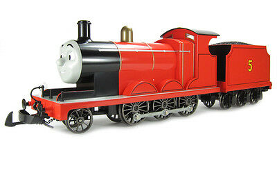 Bachmann 91403 James The Red Engine Thomas & Friends - G Scale