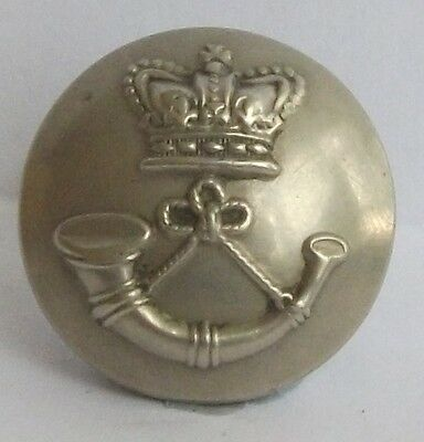 QVC Victorian Rifle Volunteers 23.5mm Tunic Button by Hobson