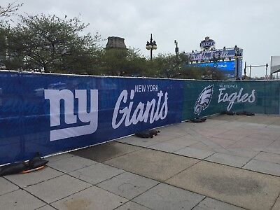 Authentic NFL Team Draft Town Jersey Banner- most football teams available