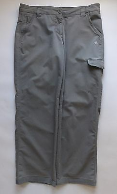 Women's CRAGHOPPERS Trousers UK 14R L30. Ladies UK 14 Outdoor Trousers